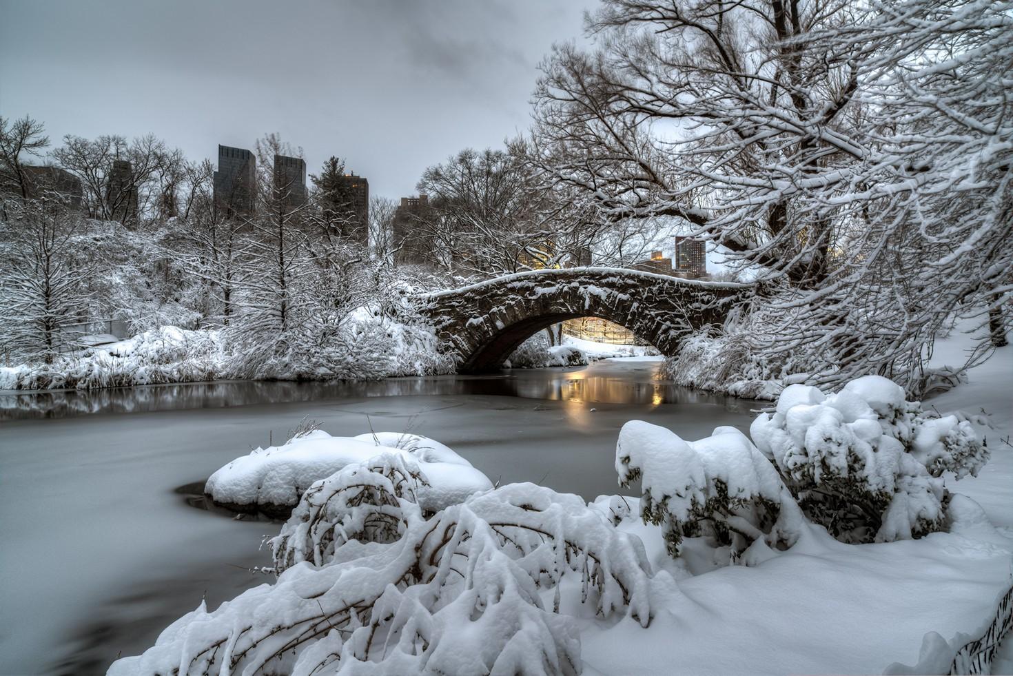 Manhattan-Winter