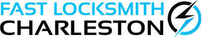 fast locksmith charleston logo